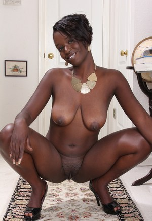 nigro black girl naked foto